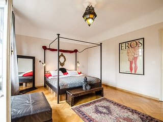 VILLA12 - Luxury Apartment 120sqm - 10 min to Basel fair