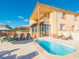 SOLIVERA - Villa for 8 people in Portocolom