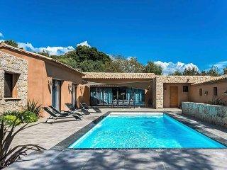 4 bedroom Villa in Porto-Vecchio, Corsica, France : ref 5432323