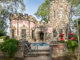 1BR Wine Country Castle w/ Renaissance Details, Pool & Stunning Setting