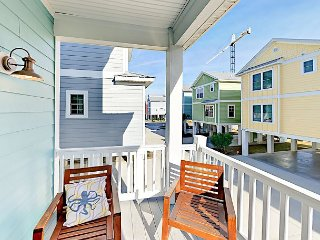 Updated 4BR Home - Walking Distance to the Beach & Boardwalk