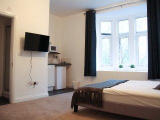Spacious Modern Studio Flat, Beckenham 10