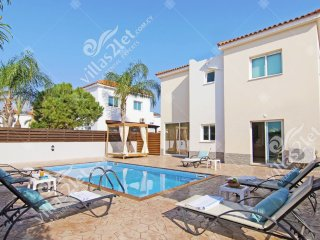 Cyprus Holiday Villa AMITY Profile
