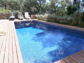Bonita casa con piscina cerca de la playa de Llafranc