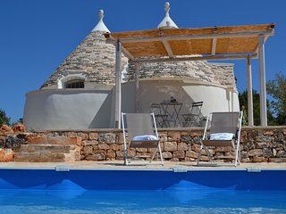 Trullo Opuntia. A new listing this year and therefore there are no reviews yet