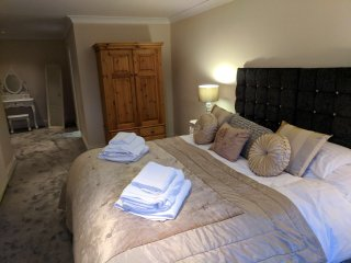 Brandy Bank House, 8 bedrooms, 8 bathroom holilday home in Northumberland