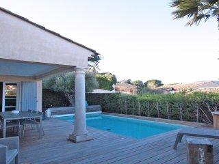 Villa 6 pers - Wifi - Clim - Piscine privee - Ste Maxime