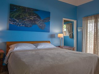 TURTLE SUITE - NEW! - A CHARMING COTTAGE: A serene, tranquil and private.