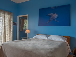 DOLPHIN SUITE - NEW! - A CHARMING SANCTUARY: A serene, tranquil and private.