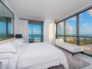 W South Beach Private Residence Walk Everywhere Beachfront Unit 828
