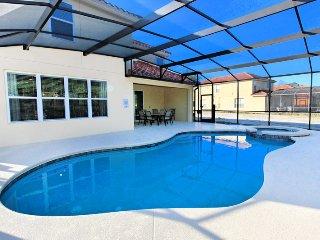 (364-WATER) WATERSONG 6 Bed Pool/Spa Games Room Club House Communal Pool