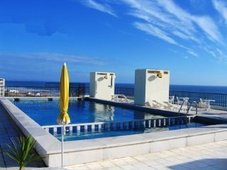 Beach apartment...T1 with swimming pool(summer)