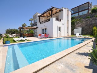 Villa Sofia - Luxury Villa with Amazing Sea View and Private Pool Bodrum Turkey