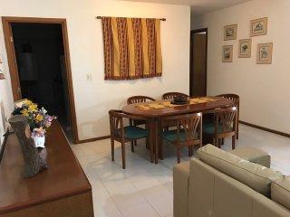 Apartamento 2 dormitorios 2 baños piscina parrillero servicio mucama wifi garage