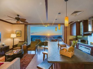 Sky High Penthouse Ko Olina Beach Villa with AMAZING ocean views!