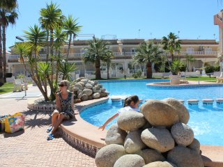 Lovely Apartment 2 bed 2 bath on El Divino Los Alcazares with 2 swimming pools