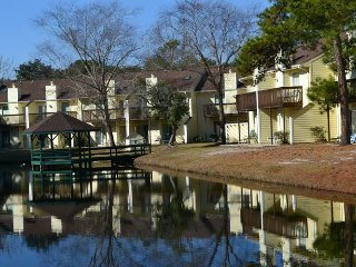 The links Golf and Racquet Club 2 BR private townhome in North Myrtle Beach SC!