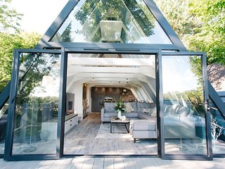 Glass Lodge 2, Clowance Estate  located in Camborne, Cornwall