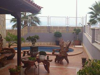 Villa Cape con piscina privada y vista Mar
