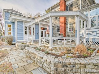 NEW! Lavish Ellicott City Studio w/Pool & Hot Tub!