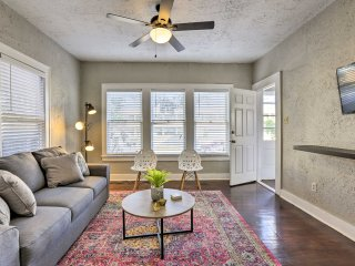 Restored Historic Apt - Ideal Alta Vista Area!