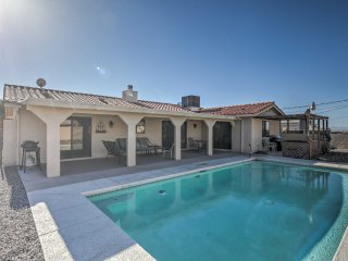 Pristine Lake Havasu City Home w/ Backyard Pool!