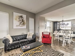 NEW! Chic 2BR Townhome Near DT Denver & Northfield