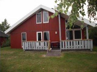 Schwedenhaus am See