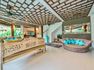 Wonderful, spacious villa private pool, Echo Beach