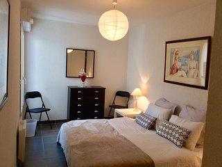 Juan les Pins Apartment - modern 2 bedroom