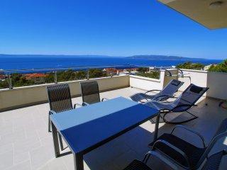 Modernes LOFT Apartment mit Jaccuzzi, Makarska