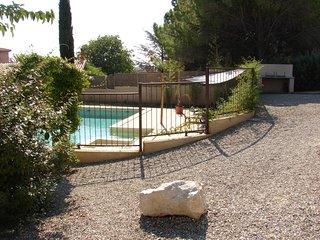 appartement de charme avec piscine