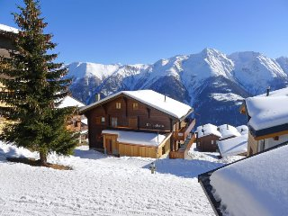 3 bedroom Apartment in Bettmeralp, Valais, Switzerland : ref 5508715