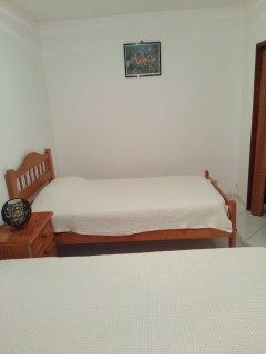 Quarto camas individuais