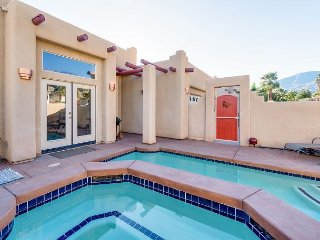 Walled 3BR La Quinta Retreat w/ Private Pool, Hot Tub, & Patio