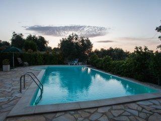 Villa con piscina ottima per piu famiglie m565