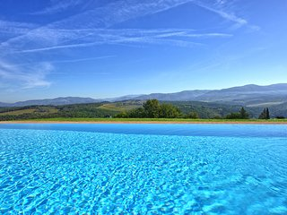 Le Bolle Apartment Sleeps 4 with Pool and WiFi