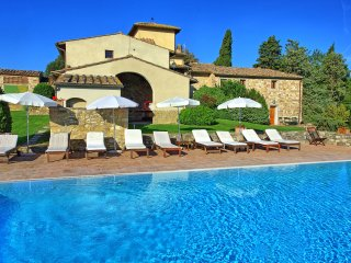 4 bedroom Apartment in Le Quattro Strade, Tuscany, Italy : ref 5241680