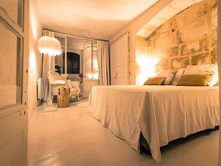Appartement luxe et charme avec jacuzzi privatif