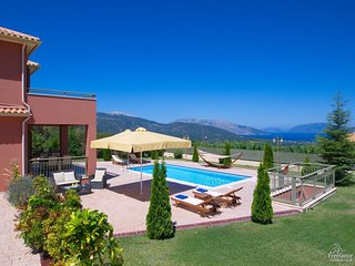 2 bedroom Villa in Grizáta, Ionian Islands, Greece : ref 5228160