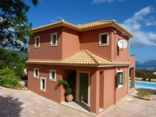 2 bedroom Villa in Grizata, Ionian Islands, Greece : ref 5228160