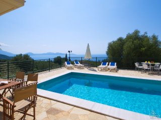 3 bedroom Villa in Touliata, Ionian Islands, Greece : ref 5228158