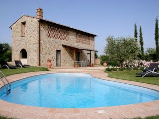 3 bedroom Villa in Gambassi Terme, Tuscany, Italy : ref 5218279