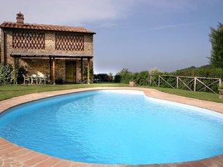 3 bedroom Villa in Gambassi Terme, Tuscany, Italy : ref 5218278