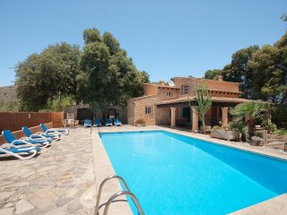 4 bedroom Villa in Pollenca, Balearic Islands, Spain : ref 5184574