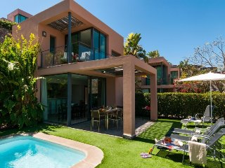 2 bedroom Villa in Maspalomas, Canary Islands, Spain : ref 5083187