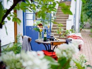 Romantische Ferienwohnung für Zwei