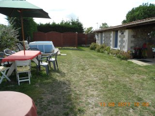 French country cottage, self-catering Gite (semi-detached), sleeps 6