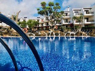 Apartamento Begoña en Hotel Albatros con 3 piscinas