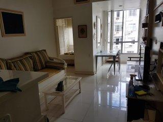 Apto de quarto sala na praia de copacabana